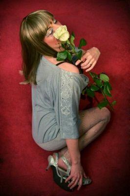 Галочка-транс — проститутка с большими формами, 35 лет