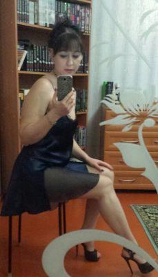 Яна — полная лесби проститутка в Уфе