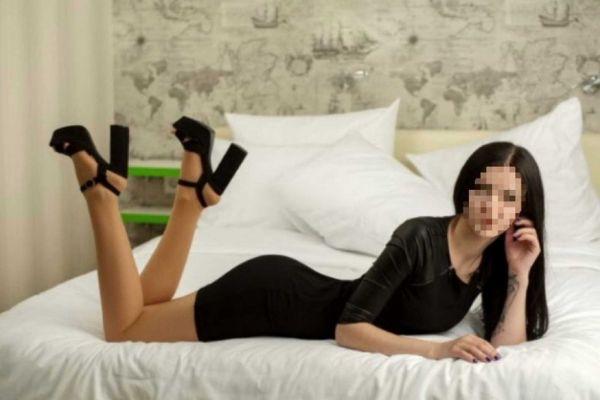 толстая проститутка Кира, рост: 164, вес: 43